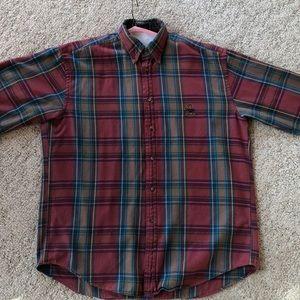 Men's flannel Faconnable Large